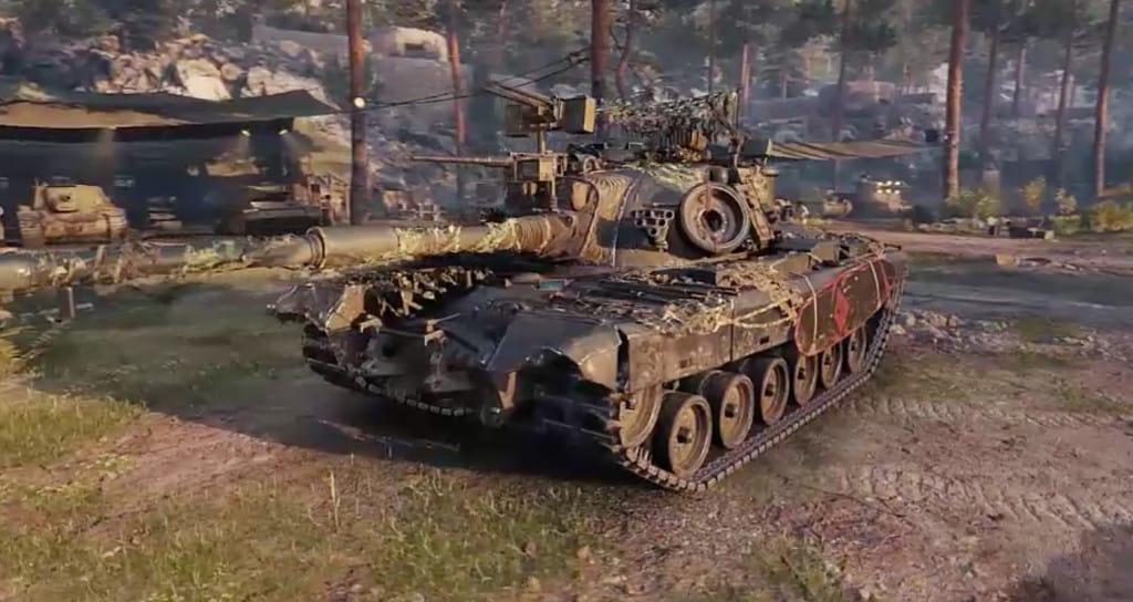 M48A5-Patton-style