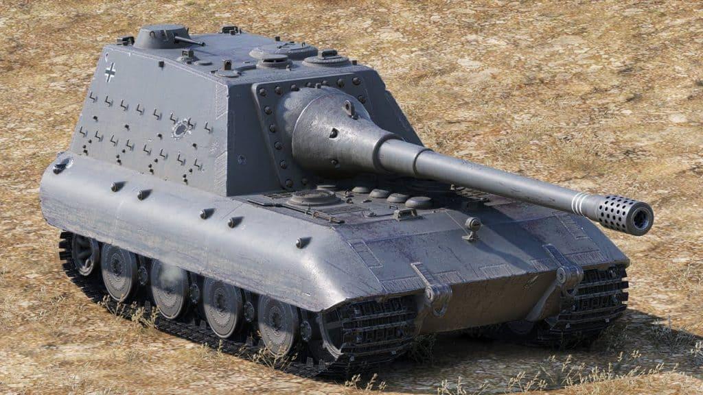 Jagdpanzer-E-100