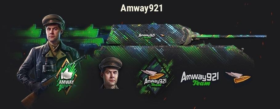 Amway921-team