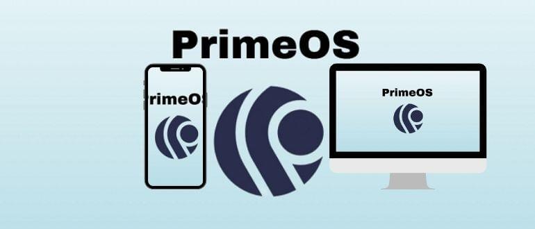 Андроид Эмулятор на пк PrimeOS