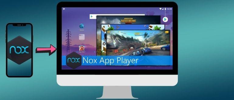 Андроид Эмулятор на пк Nox