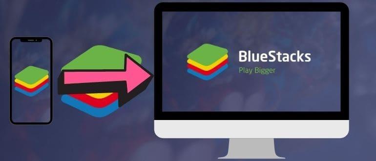 Андроид Эмулятор на пк bluestacks