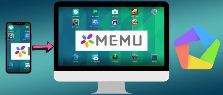 Андроид Эмулятор на пк memu